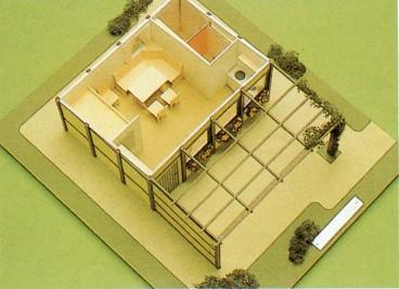 gartenh user das variable gartenhaus aus stein. Black Bedroom Furniture Sets. Home Design Ideas